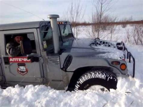 Hummer H1 VS Dodge Ram. Part 2   YouTube