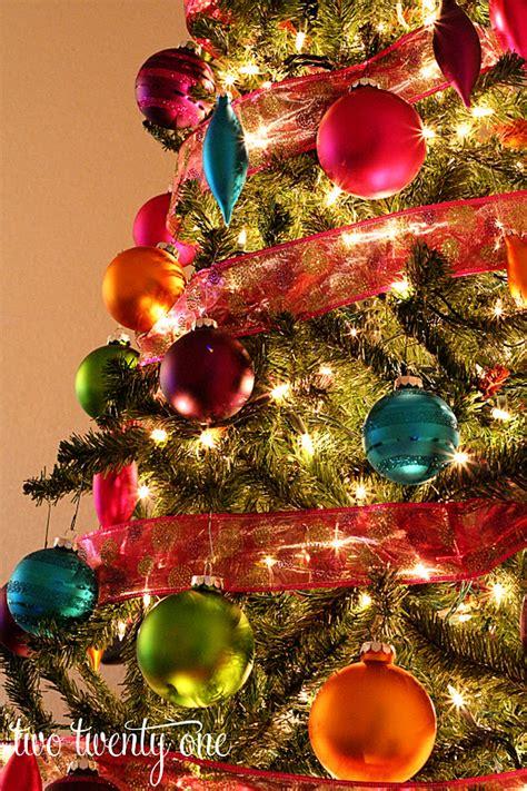 christmas decor part one our big christmas tree