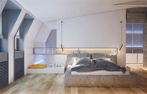 simple small bedroom design the attic bedroom design for masculine s retreat