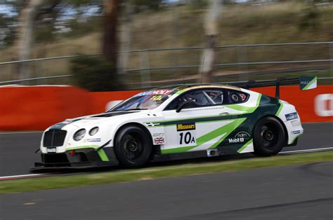 bentley bathurst bentley tops fastest bathurst friday liqui moly