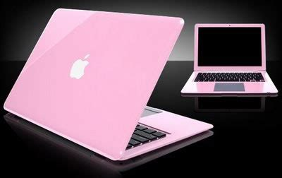 Laptop Apple Warna Pink colored apple laptops laptops