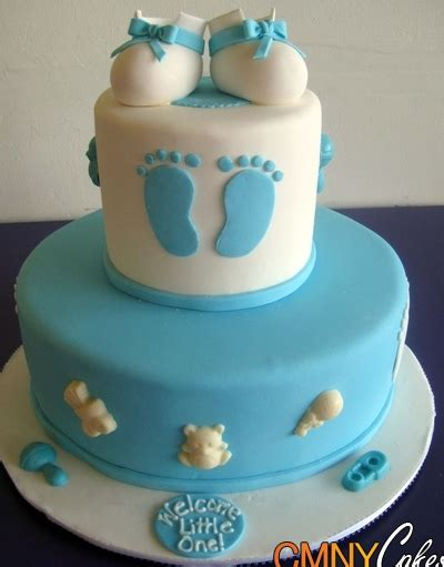 Cake Baby Shower Boy by 70 Baby Shower Cakes And Cupcakes Ideas