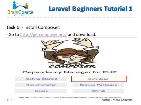 laravel artisan tutorial laravel beginners tutorial 1