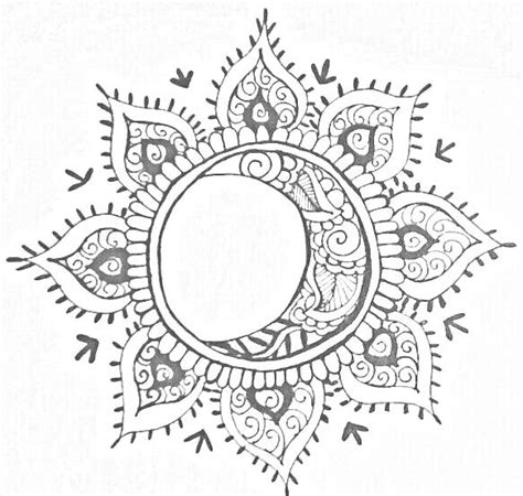 pattern moon tattoo 205 best images about how to draw on pinterest geometric
