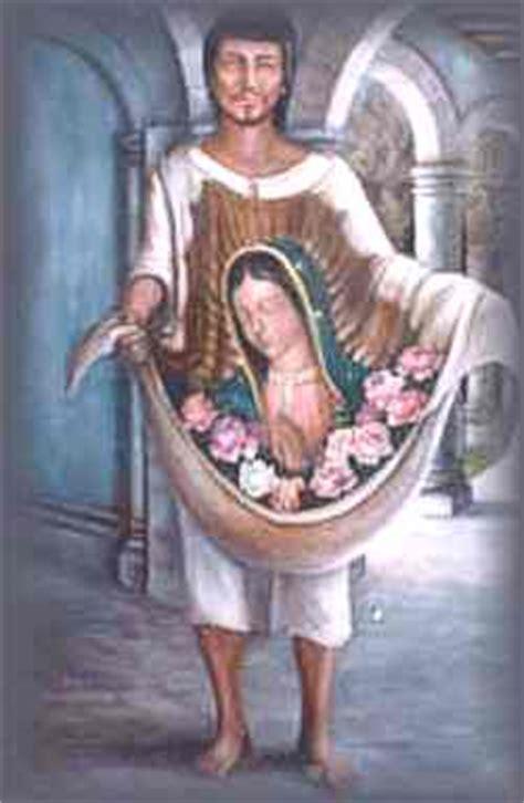 imagenes de la virgen de guadalupe medio cuerpo the rosary workshop juan diego