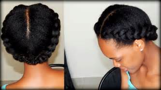 hairstyle with 2 shoulder braids natural hairstyles two braids hairstyles ideas