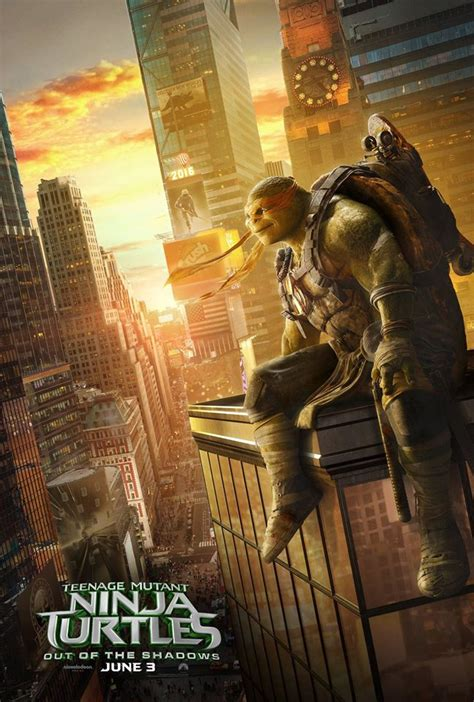 Mutant Turtle 2 mutant turtles 2 posters take to the skies