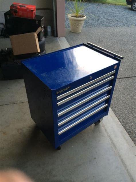 New Kenmaster B400 Tool Box evercraft tool box like new malahat including shawnigan lake mill bay