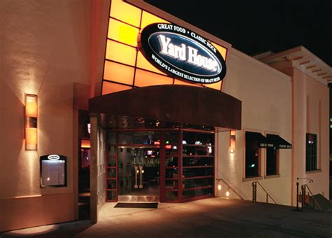 Yard House Pasadena by Pasadena Paseo Colorado Locations Yard House Restaurant
