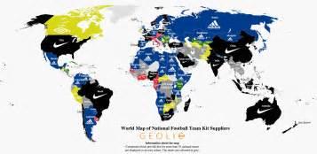 Algeria Kalendar 2018 Weltkarte Der Ausr 252 Ster Der Nationalmannschaften Nur