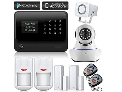 kerui g90b wireless wifi gsm motion sensor alarm home