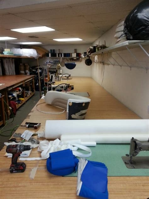 marine canvas and upholstery marine sewing canvas upholstery in south pasadena fl