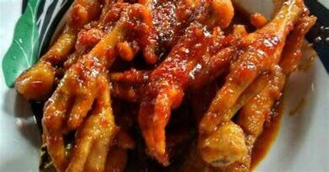 resep ceker ayam kecap pedas oleh elmidiyanti cookpad