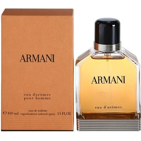 armani eau pour homme aromes eau de toilette spray 100 ml armani impercity