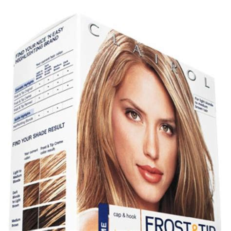 Best Highlight Kits For Brunettes | best hair color products highlight kits instyle com