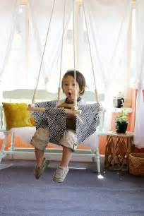 Swing A Baby Baby And Toddler Swing Diy By Ponkip Pretiestideas