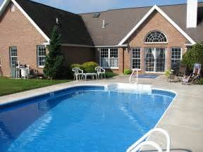 Backyard Pool Backyard Pool Area