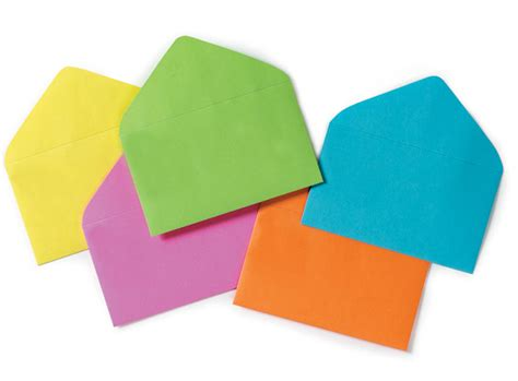 colored envelopes coin envelopes parts trinket mini size flap tiny envelopes