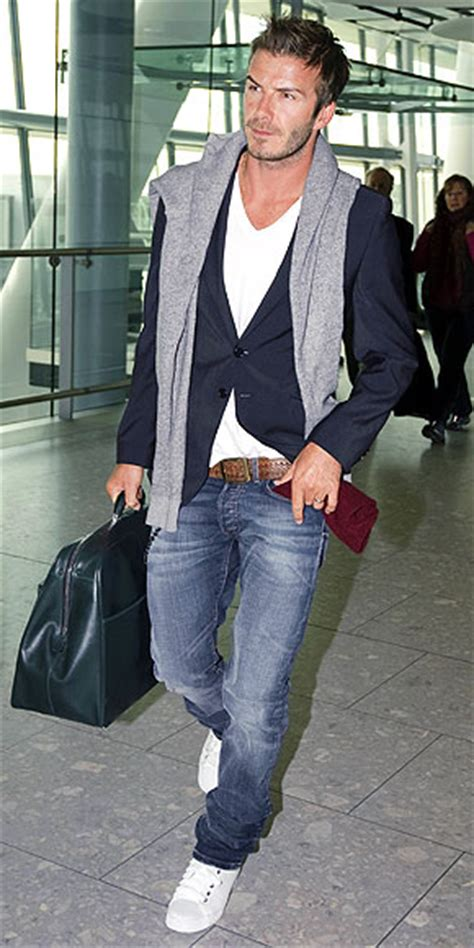 David Beckham Wardrobe by David Beckham Weekly Style Inspiration Style Habit