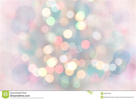 pastel bokeh lights stock photo image 36004440