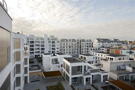 Appartments In Stockholm by Ankarspelet Housing Malmo Swedish Apartment Building E Architect