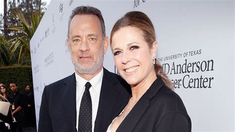 tom hanks rita wilson affair tom hanks on sean parker s cancer initiative quot he s