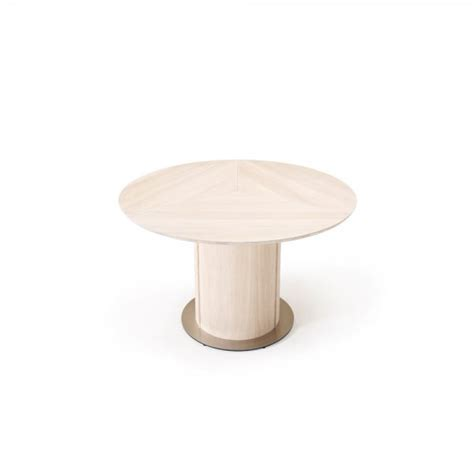 Extending Circular Dining Table Skovby Sm32 Circular Extending Dining Table