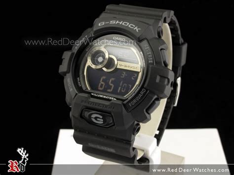 G Shock Gls 6500 Black buy casio g shock g lide 200m all black sport gls
