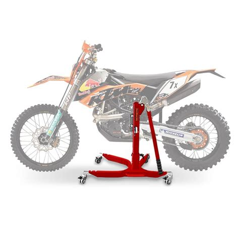 Ktm 690 Enduro R Aftermarket Parts Caballete Moto Elevador Central Constands Power Ktm 690