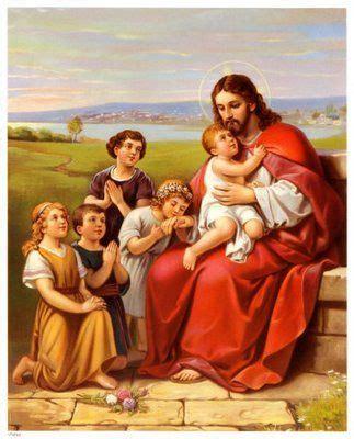 imagenes de jesus bendice a los niños blog cat 243 lico parroquia santa mar 237 a de baredo baiona