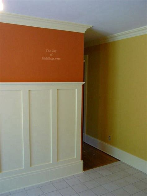 Wainscoting Molding Trim by Craftsman Moulding Paneling Everything Craftsman