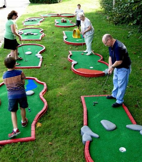 backyard play of chattanooga 216 best images about mini golf on pinterest putt putt