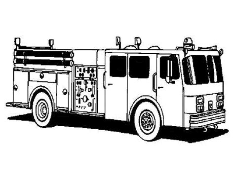 fire truck coloring page pdf free printable coloring pages of fire trucks