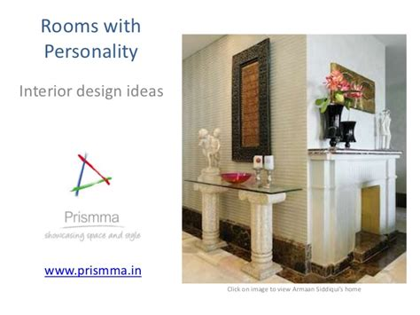 What Is Interior Design Personality by Interior Design Ideas Rooms With Personality