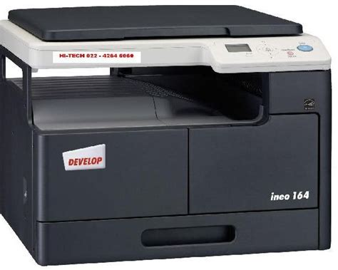 germany brand develop ineo 164 a3 size printers scanners