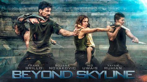 film iko uwais skyline beyond skyline trailer 2017