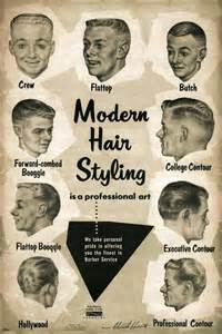 american haircut names modern men s hairstyles from the 1950s hipster s alert