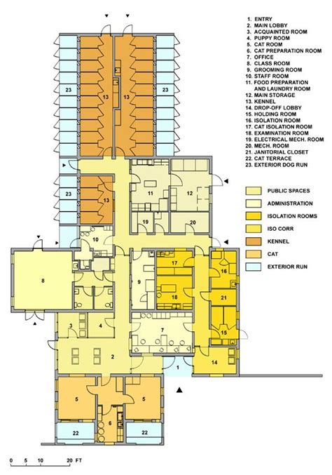 layout of animal house 1000 images about dog care facility floorplans on