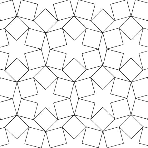 islamic pattern template free coloring pages of islamic designs