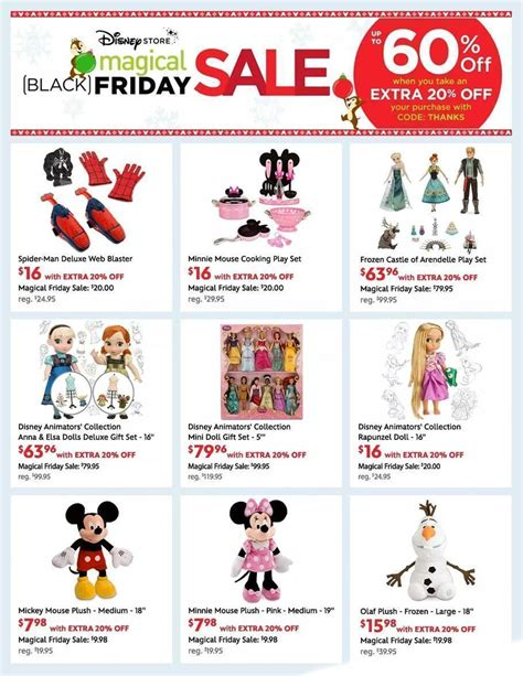 disney store uk sale disney store black friday 2017 ad deals sales