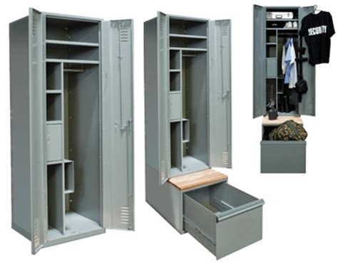 first response lockers by hallowell task force xp