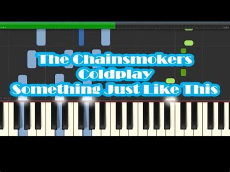 sheet chainsmokers   piano sheet