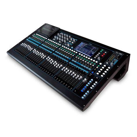 Daftar Mixer Digital Allen Heath allen heath qu 32 digital mixer chrome edition auf