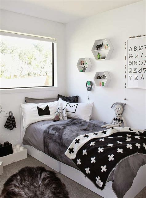 Monochrome Bedroom Design Ideas 10 Monochrome Rooms Tinyme