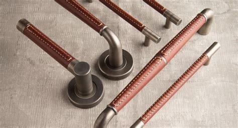 leather door handles original design  functionality