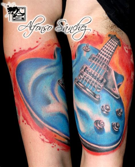 les paul guitar tattoo designs guitar gibson les paul by balinesetattoo on deviantart