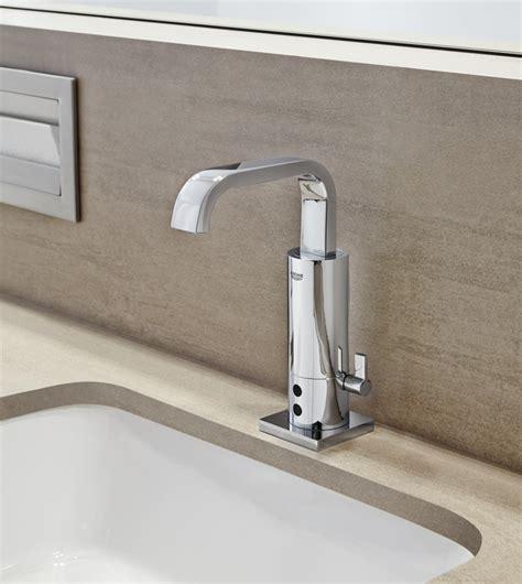 hoeveelheid water grohe toilet infraroodkraan grohe