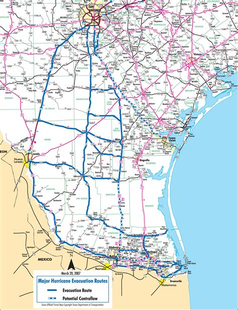 map of southern texas pharr texas map