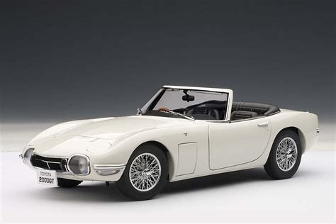 Toyota Gt 2000 Autoart 1 18 Scale Toyota 2000 Gt Cabriolet Upgraded