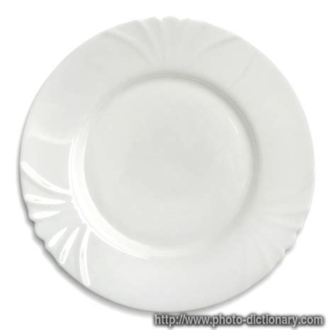 Dinner Plate Photo dinner plate photo picture definition at photo